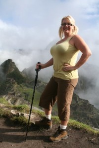 Niki Peru Mountaintop